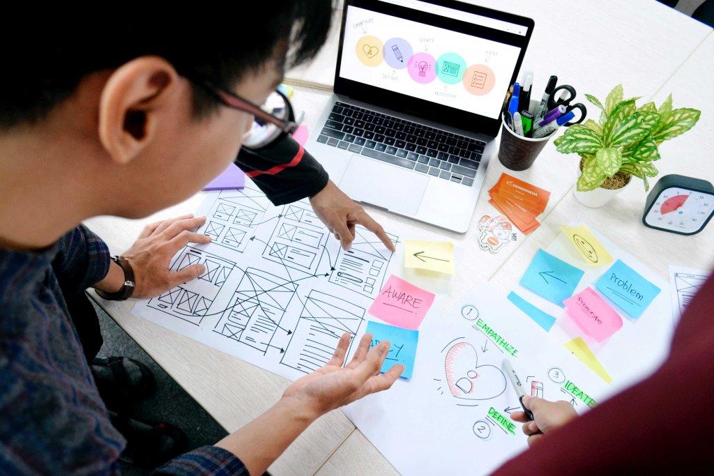 Design sprint uitwerking