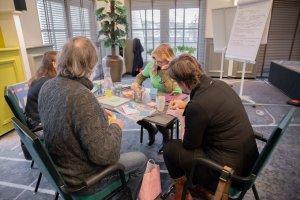 Design thinking workshop in de zorg